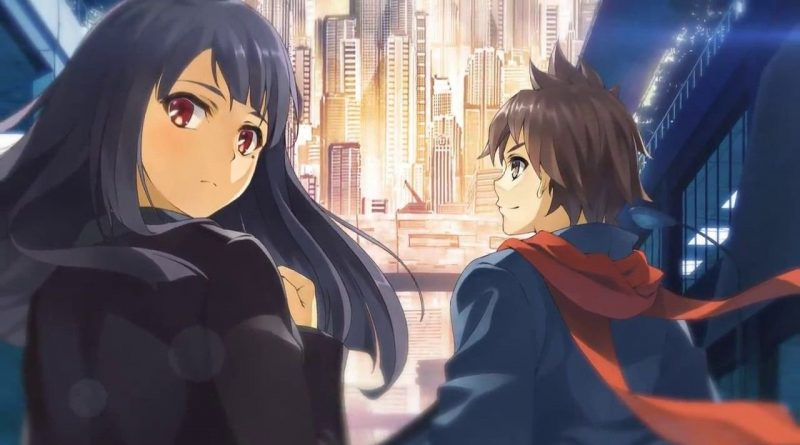 World End Economica anime project crowdfunding announcement trailer