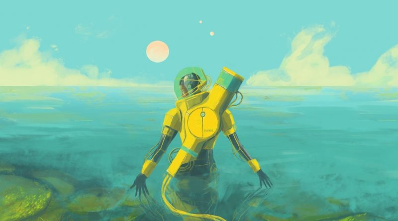 In Other Waters: Play as an Artificial Intelligence guiding a stranded xenobiologist