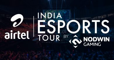 NODWIN Gaming and Airtel announce partnership to take esports in India to the next level