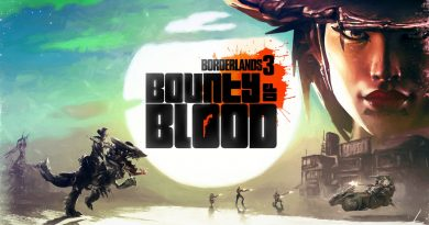 Borderlands 3 Add-on 'Bounty of Blood' Is Out Now