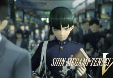 Shin Megami Tensei V launches in 2021 worldwide