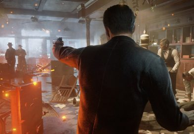 Mafia: Definitive Edition Official Gameplay Reveal